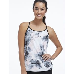 NWT Fabletics Norwalk Floral Print Tanks XS